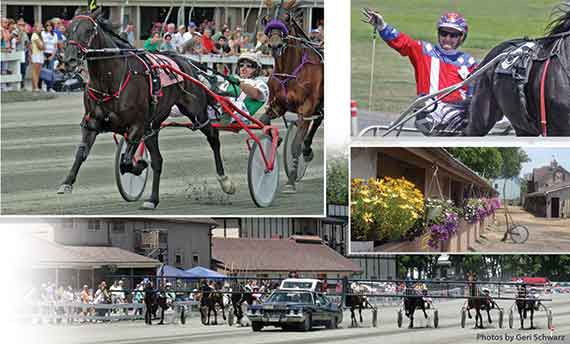 Harness Racing Race Entries | Goshen Historic Track New York