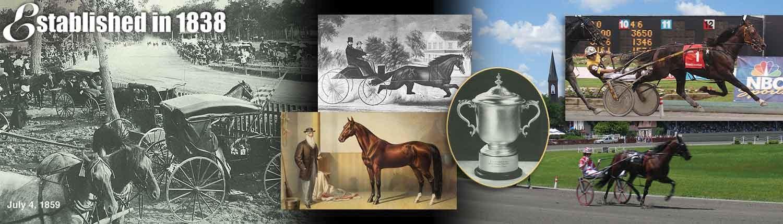 Goshen Historic Track Harness Racing History