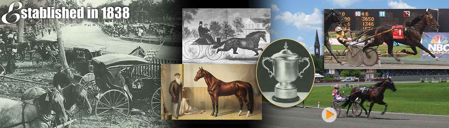 Harness racing history begins at Goshen Historic Track