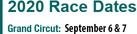 Goshen Historic Track race dates